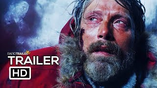 ARCTIC Official Trailer (2019) Mads Mikkelsen, Survival Movie HD