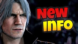 NEW Devil May Cry 5 INFO & GAMEPLAY | Tokyo Game Show 2018 Trailer Breakdown