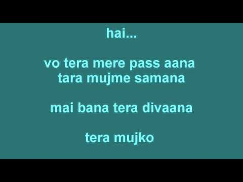 Delusive- akhiyan nu chain na aave (lyrics)
