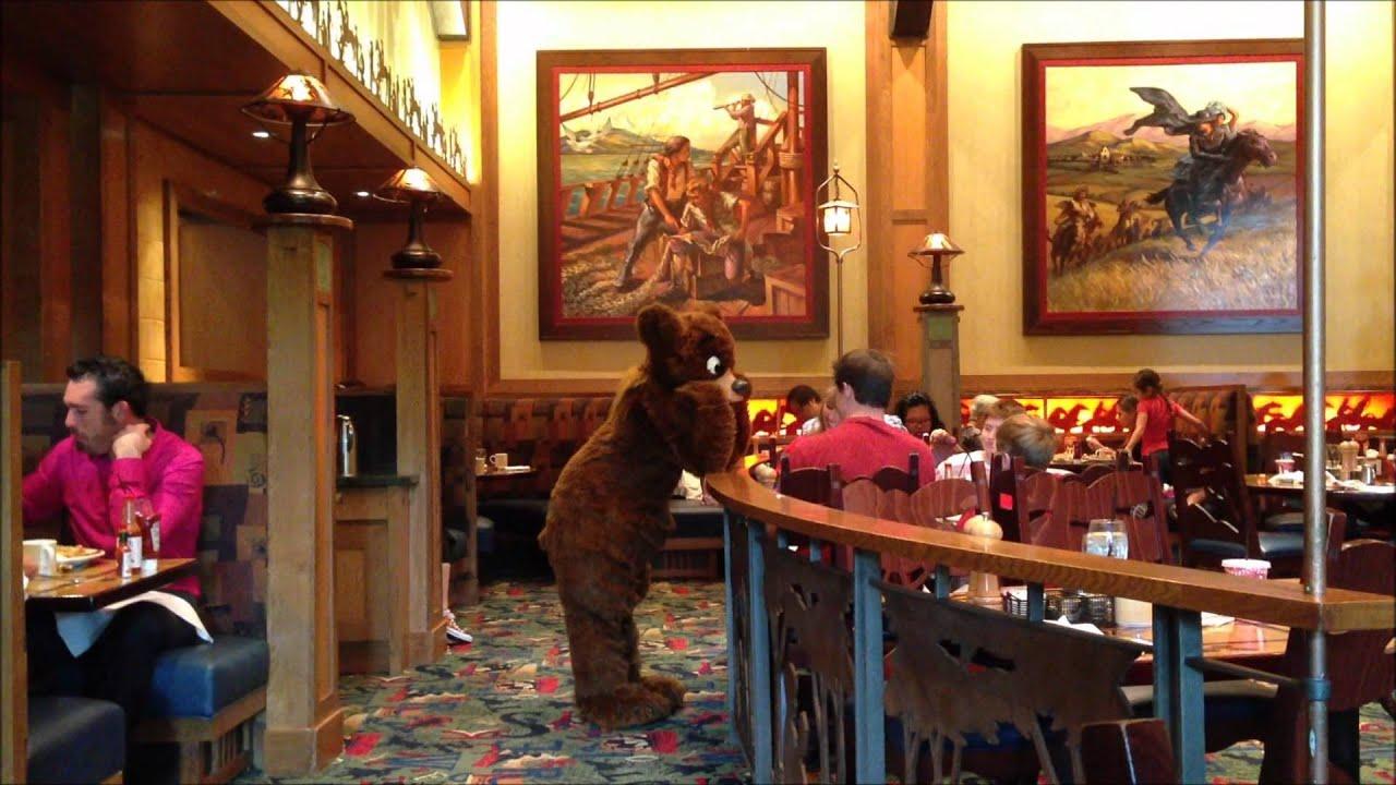 Storyteller Cafe Storytellers Cafe at Disney's