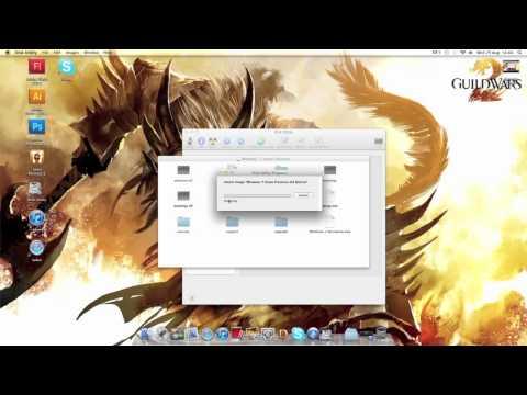 Burning Windows 7 .ISO image to DVD (MAC)