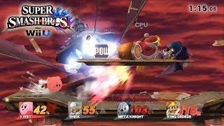 Cemu Emulator 1.10.0f | Super Smash Bros. for Wii U [1080p] | Nintendo Wii U
