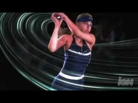 Virtua テニス 2009 trailer