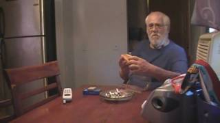 Angry Grandpa - The Garbage dog