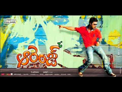 Sydney Nagaram::telugu Karaoke::orange::ram Charan video