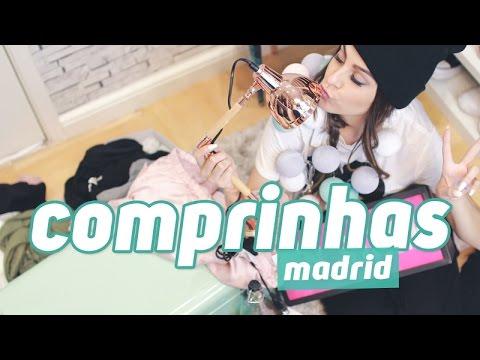 Comprinhas em Madrid para o ESCRITÓRIO!!!!