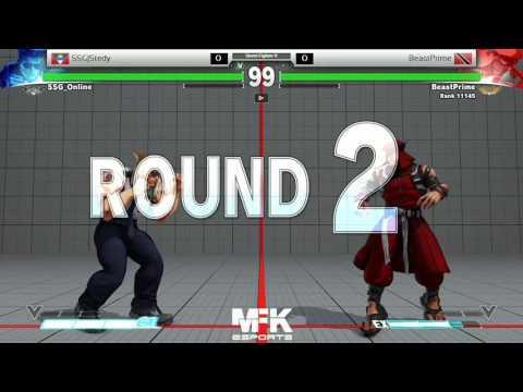 Street Fighter V: Trinidad vs Antigua 3v3
