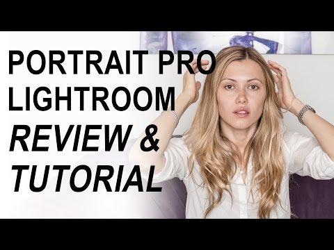 PortraitPro Studio Max Facial Retouching Tutorial