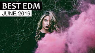 BEST EDM JUNE 2019 💎 Electro House Charts Party Music Mix