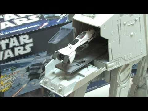 Classic Toy Room - AT-AT Star Wars toy review pt2