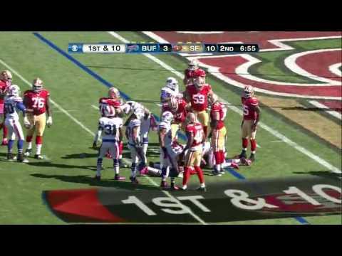 2012 Bills 49ers Week 5