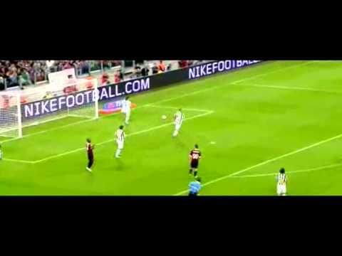 Leonardo Bonucci vs AC Milan 02-10-2011