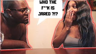 Calling My Boyfriend Another Mans Name Prank! HE KICKED ME OUT!