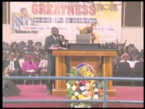 SPECIAL HOLY GHOST SERVICE 2004  FRIDAY