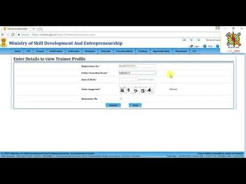 Download ITI Certificate Every Semester
