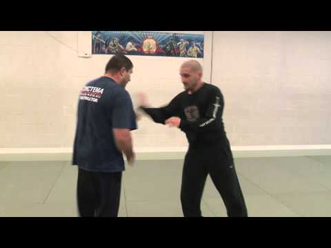 Igor Davidov, training and teaching at Systema HQ, Toronto