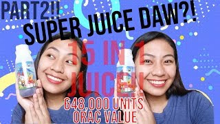 One Opti Products 2! One Opti Juice Full Review!