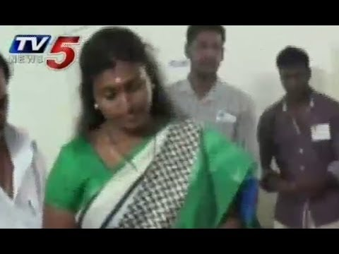 media actress roja without top hot video song unseen