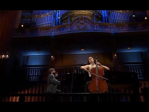 Elgar - Cello Concerto IV. movement - Forgó Boglárka