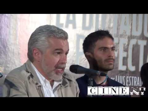 Conferencia de la película La dictadura perfecta