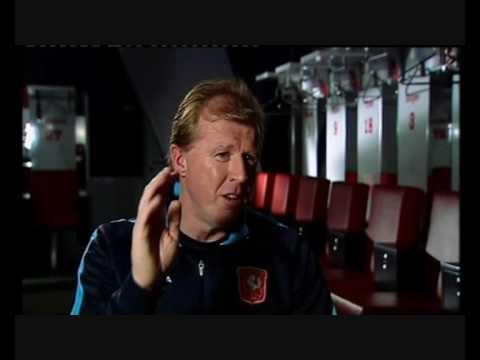 Steve McClaren Interview