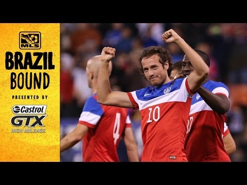 Jurgen Klinsmann praises Diskerud's bounce back from Olympic flameout | Brazil Bound on Location