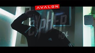 Avalon Cypher - #4 Crooks, Matarr, DinDin & Sam J'taime (prod. Avenue) - hosted by 4SHOBANGERS