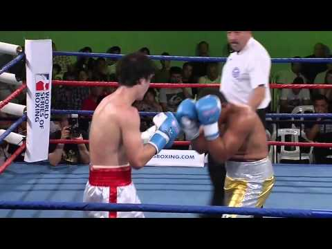 Argentina Condors v Puerto Rico Hurricanes - World Series Of Boxing Highlights