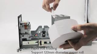 EP5860I 2 inch thermal kiosk printer for gas station -MASUNG Technology Co.,Ltd