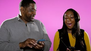 Dads Read Texts Their Daughters Sent To Their Boyfriends [Technically Speaking]