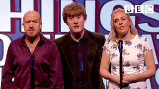 Unlikely things to hear at Christmas – Mock the Week: Series 13 Christmas Special – BBC Two
