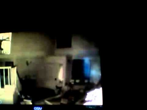 Earthquake Footage Northern California 24 august