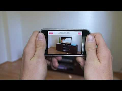 Kogan Augmented Reality iPhone App