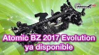 Atomic BZ 2017 Evolution ya disponible -  MiniZ Channel - 792
