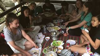 Go Global students explore placement in Cambodia