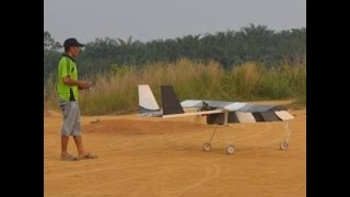 MAIDEN HOMEMADE DRONE IML02PATHIN BY IMALDI BUNGO..CRASH