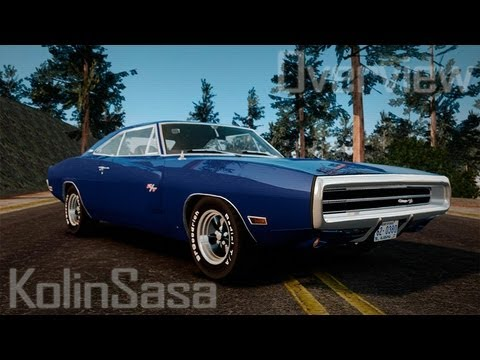 Dodge Charger RT-SE 440 Magnum 1970 EPM v1.1