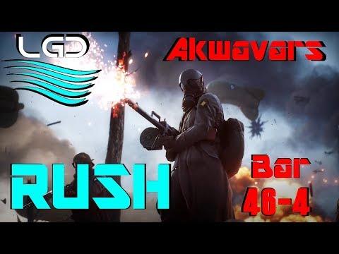 Akwavars Rush 464 Bar Full Game