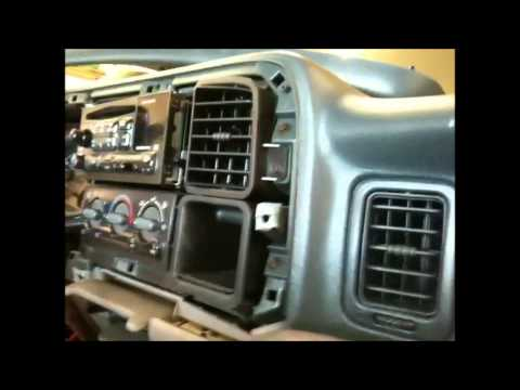 2001 CHEVY TAHOE AMP INSTALL POWER ACOUSTIK BAMF W/FACTORY AMP. COMPUTER DESIGNED