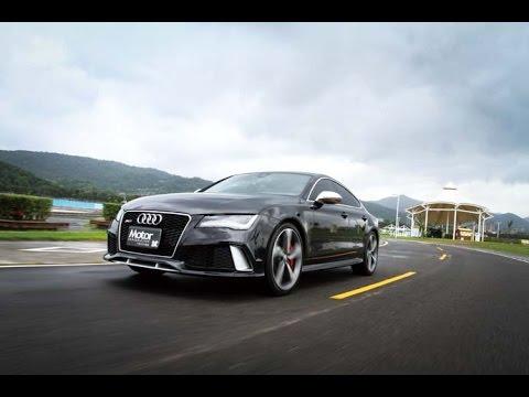 [CARVIDEO 汽車視界] 國內新車試駕—Audi RS7 Sportback
