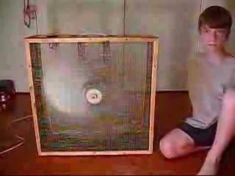 Unknown box fan