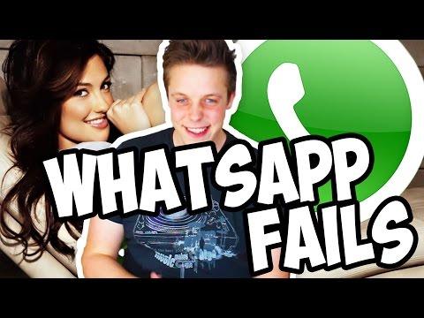 MIT ZWEI NACKTSCHNECKEN IM BETT! :D | WHATSAPP FAILS | Clemens