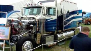 Peterbilt 379 (Double Eagle Sleeper)