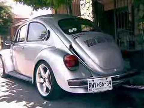 vochos,fusca,escarabajo tuning. Video