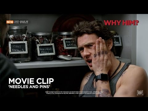 Why Him? ['Needles And Pins' Movie Clip In HD (1080p)]