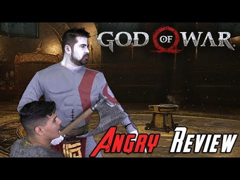 God of War Angry Review