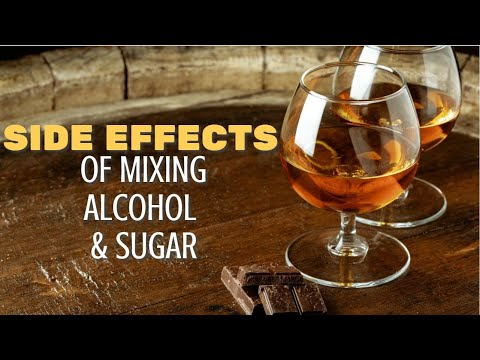 Can Eating Sugar With Alcohol Make You More Drunk? Explained in Hindi