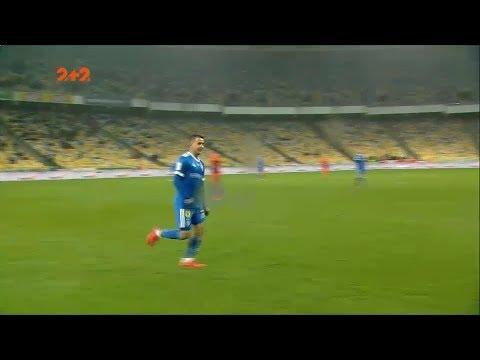 Динамо - Мариуполь - 5:1. Гол: Гонсалес (90')