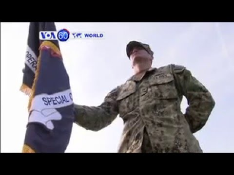 World News in a minute (VOA60)