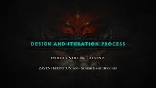 Evolution of Cursed Events ft. Zaven Haroutunian